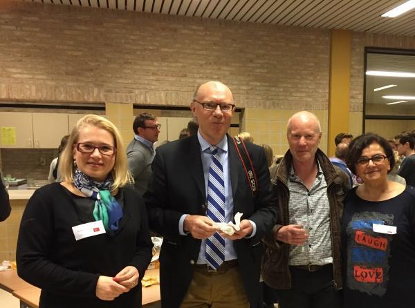 Belçika Sunum Toplantısı